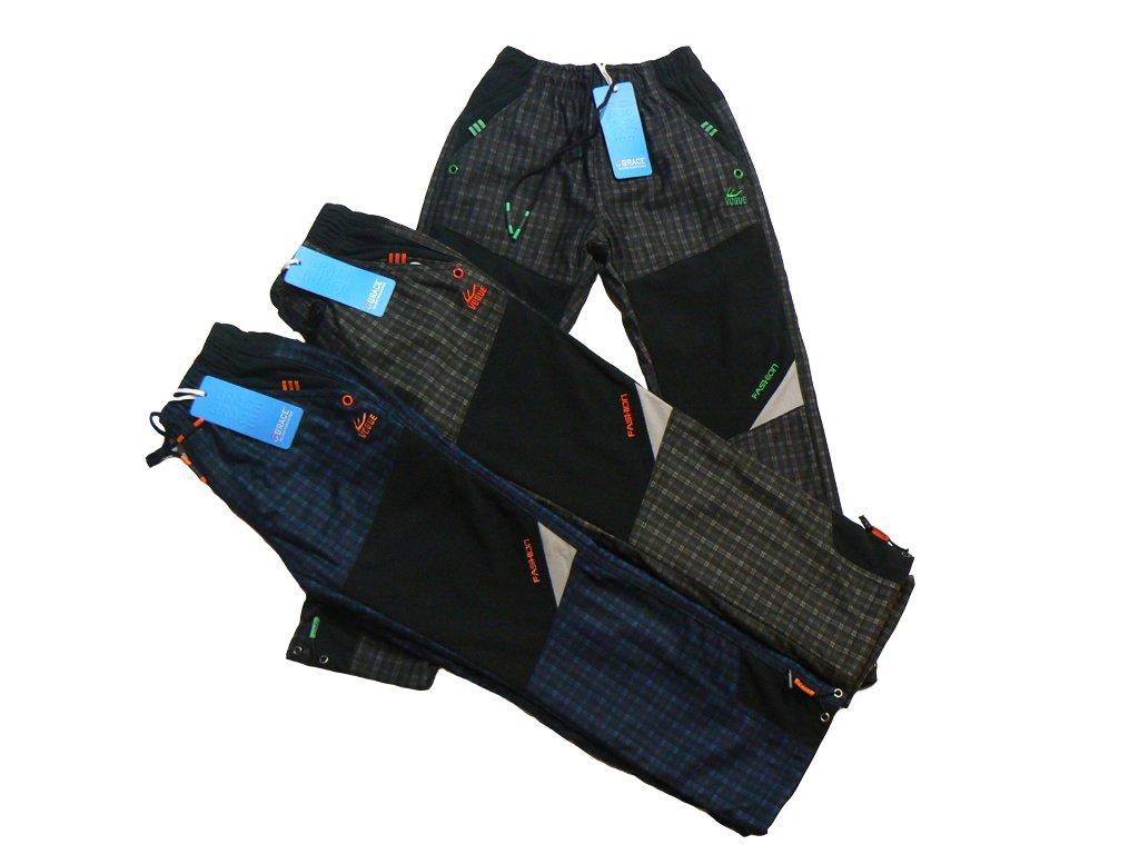 Chlapecké zateplené outdoorové kalhoty