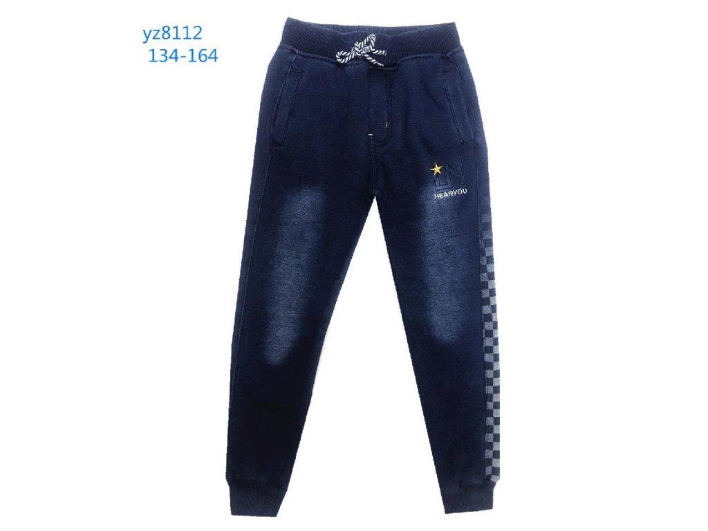 Chlapecké riflové kalhoty