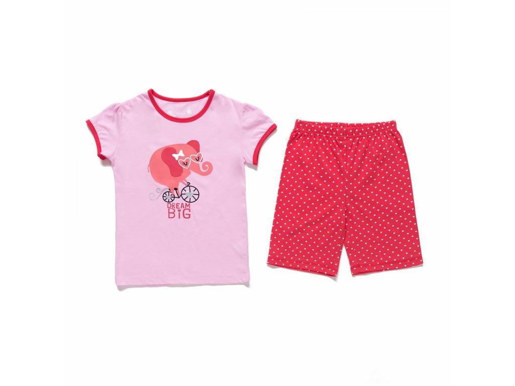 Dívčí  pyžamo - Wolf S2666, vel.98-128  s2666