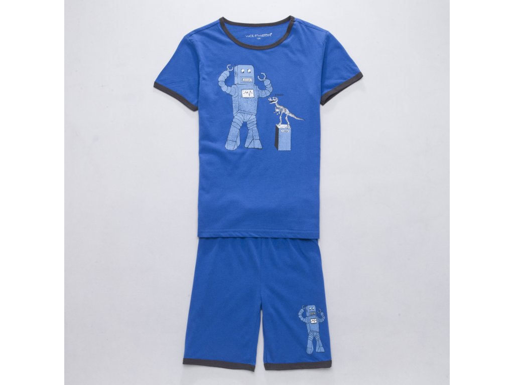 Chlapecké pyžamo - Wolf S2763, vel.98-128  s2763