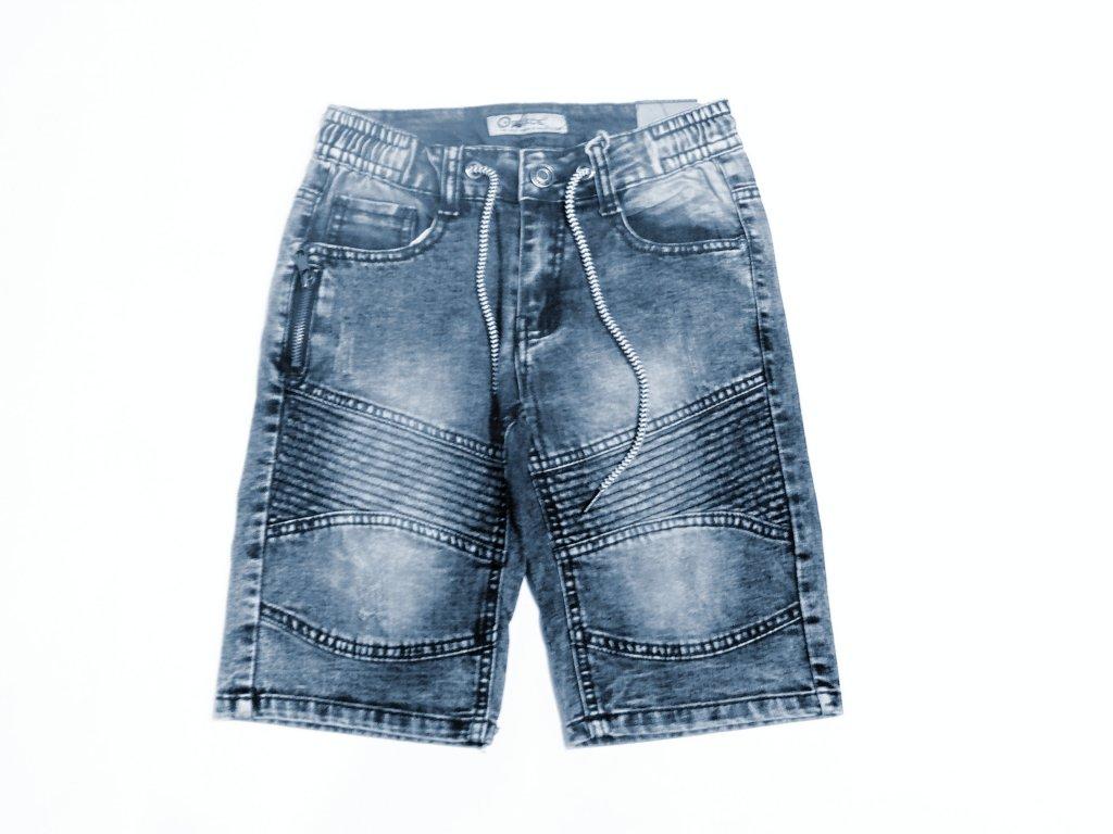 622440ce684 Chlapecké 3 4 riflové kalhoty-Grace B81020