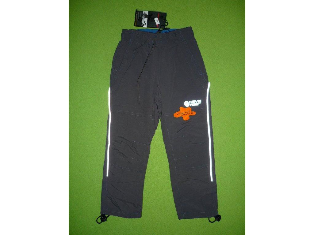 Dětské zateplené kalhoty-NEVEREST FT-221201cc, vel.98-104