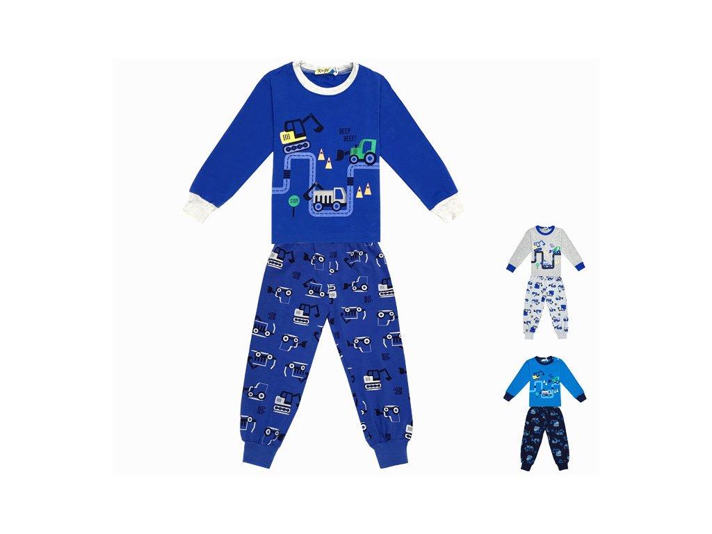 9375de14b08 Chlapecké pyžamo - KUGO ML7084