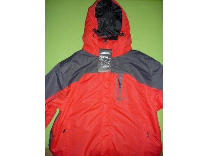 YDI  Pánská  zimní bunda -YDI ,2 v 1  ME-A1-2