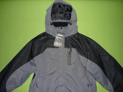 YDI  Pánská  zimní bunda -YDI ,2 v 1