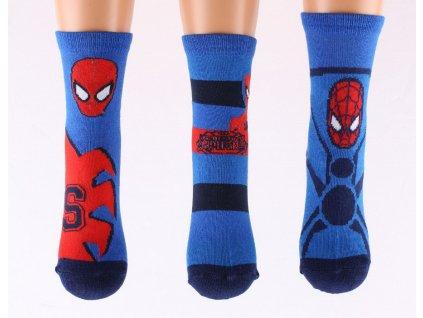 Chlapecké ponožky - SETINO Spider-Man  881-011 , vel. 23-34