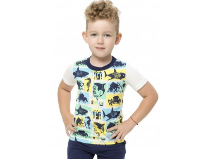 Chlapecké pyžamo Winkiki - WJB 91169, vel.98-122