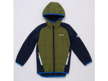 Chlapecká podzimní  bunda