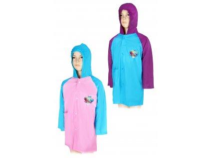 Dívčí pláštěnka - SETINO Shimmer Shine 750-175 , vel. 98-128