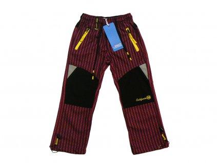 Dívčí outdoorové kalhoty
