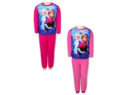 Dívčí froté pyžamo
