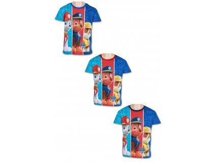Chlapecké triko Paw