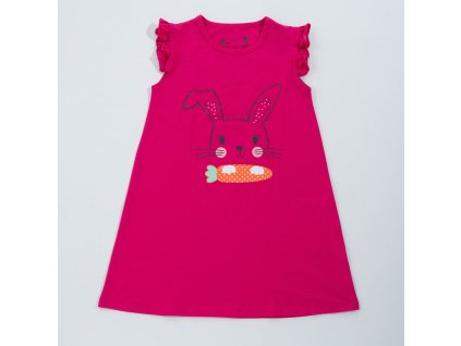 Dívčí noční košilka-Wolf S2818, vel.98-128