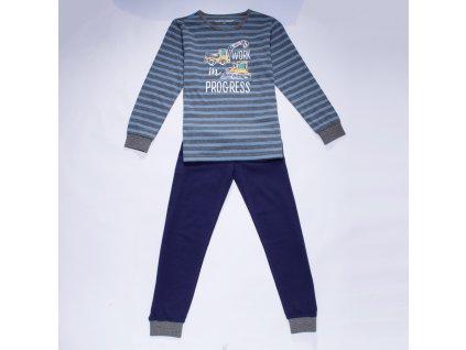 Chlapecké pyžamo Wolf S2855, vel.104-134