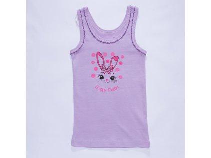Dívčí spodní košilka-Wolf S2861, vel.98-140