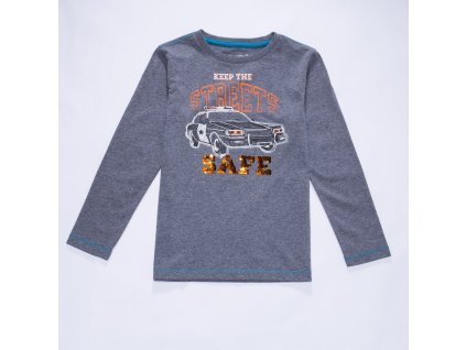 Chlapecké triko-Wolf S2831, vel.98-128