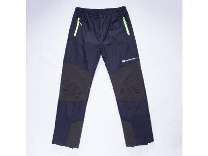 Chlapecké šusťákové kalhoty, zateplené - Wolf B2873, vel.134-164