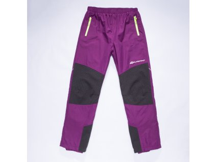 Dívčí šusťákové kalhoty, zateplené - Wolf B2873, vel.134-164