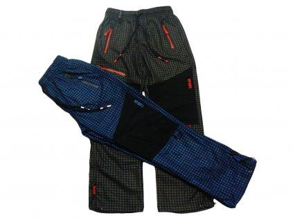 Chlapecké outdoorové kalhoty-GRACE B-81301, vel.134-164