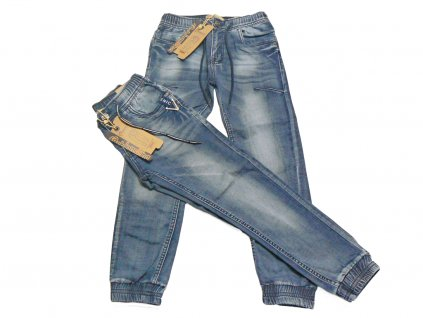 Chlapecké riflové kalhoty-Grace B80551, vel.116-146