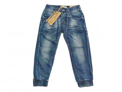 Chlapecké riflové kalhoty-Grace B80552, vel.116-146