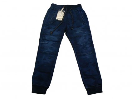 Chlapecké riflové kalhoty-SaD KK926, vel.134-164