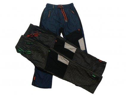 Chlapecké outdoorové kalhoty-GRACE B-81303, vel.134-164