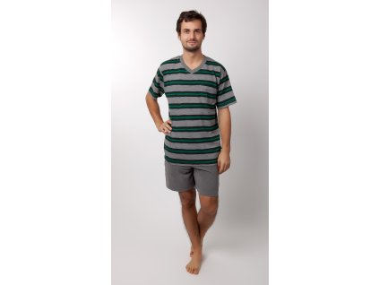 Pánské pyžamo- CALVI 17-368, vel.L-XXL