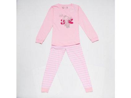 Dívčí pyžamo-Wolf S2852B, vel.98-128