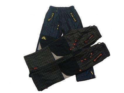 Chlapecké zateplené outdoorové kalhoty-GRACE B-81316, vel.98-128