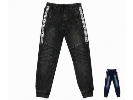riflové kalhoty - kalhoty