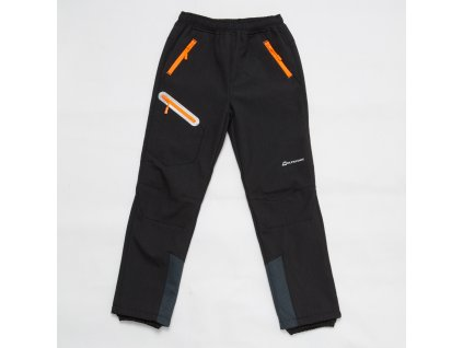 Chlapecké softschellové kalhoty, zateplené-Wolf B2896, vel.104-134