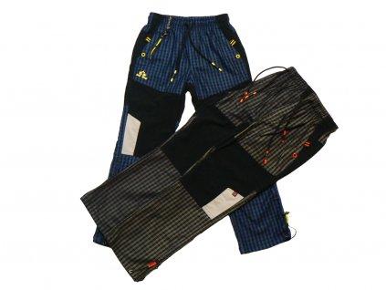 Chlapecké outdoorové kalhoty-GRACE B-81304, vel.134-164