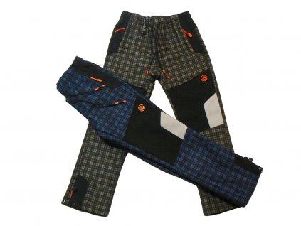 Chlapecké zateplené outdoorové kalhoty-GRACE B-81329, vel.134-164