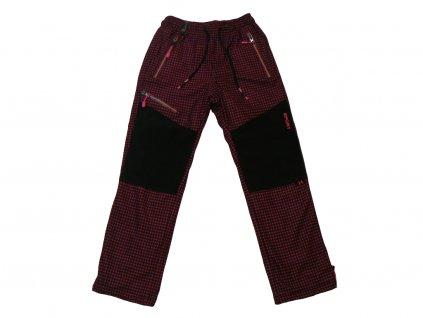 Dívčí zateplené outdoorové kalhoty-GRACE B-81326, vel.134-164