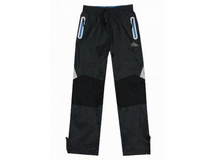 Chlapecké šusťákové kalhoty-KUGO K719, vel.134-164