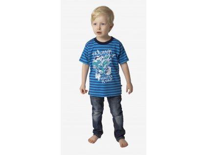 Chlapecké triko - CALVI 18-119, ve.110-130